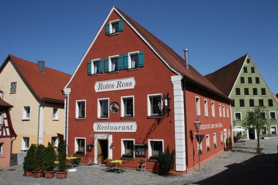 Spalt, Almanya: Außenansicht