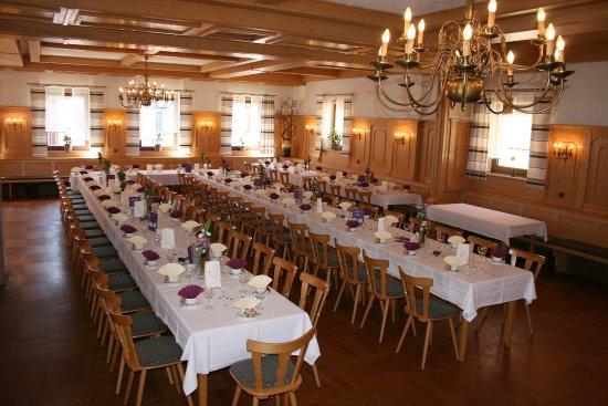 Spalt, Niemcy: Saal für Familienfeiern