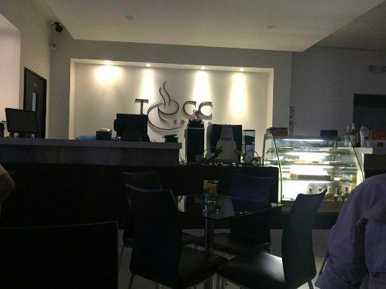 Arauca, Colombia: Tocc & Coffee