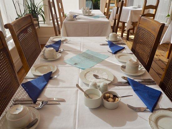 Old Manse Hotel: Restaurant
