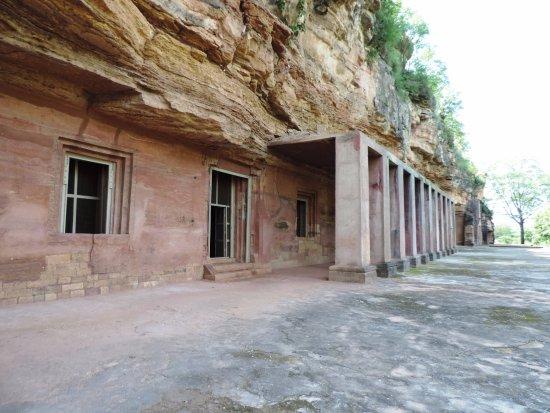 Dhar, Indien: Bagh caves