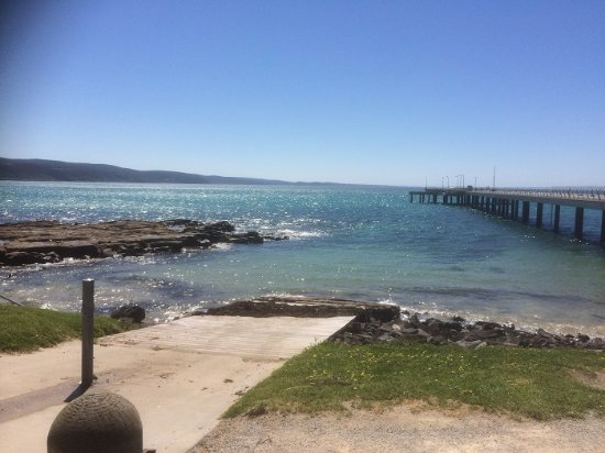 Lorne, Australien: The Pier