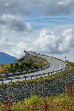 Averoy Municipality, Norway: Atlantic Road