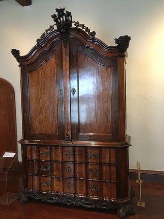 Ciudad del Cabo Central, Sudáfrica: period furniture of William Fehr Collection