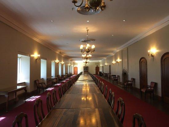Ciudad del Cabo Central, Sudáfrica: first floor dining room