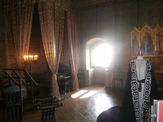 Gradara, Italia: Camera della leggenda.