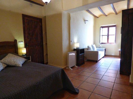Parcent, Spagna: Segaria Room