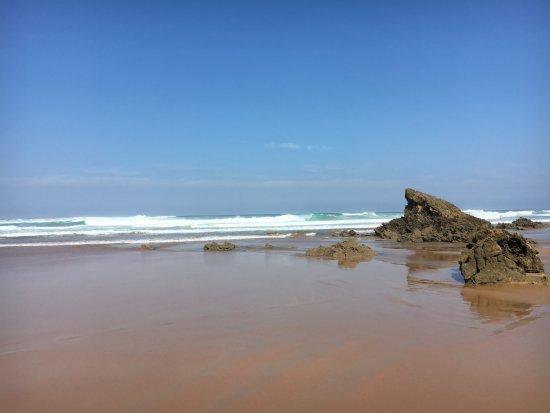 Liencres, España: Playa de Valdearenas