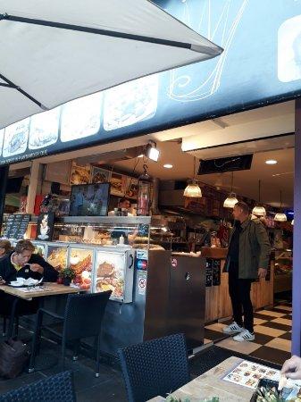 Restaurants Near Antwerp Central Station