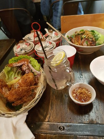 Bangkok Bites: Duck and Chicken Wings