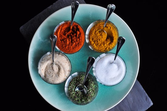 International flavours, herbs and spices at FISK Prestbury