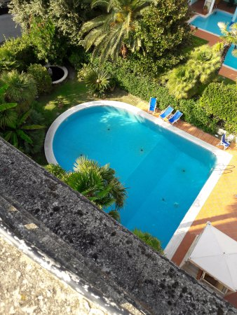 Hotel Parma e Oriente : View from terrace
