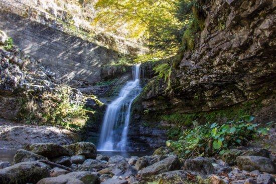 Villoslada de Cameros, Spain: Cascadas