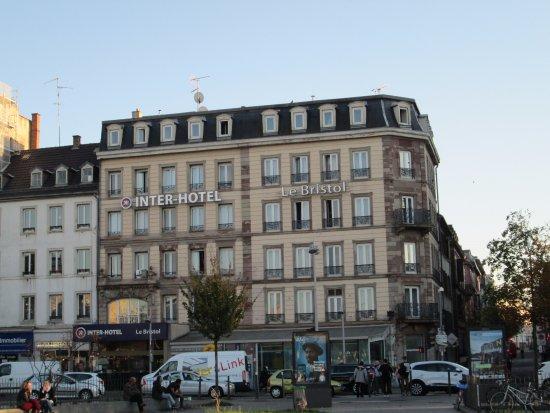 inter hotel le bristol updated 2018 reviews price comparison and 117 photos strasbourg. Black Bedroom Furniture Sets. Home Design Ideas