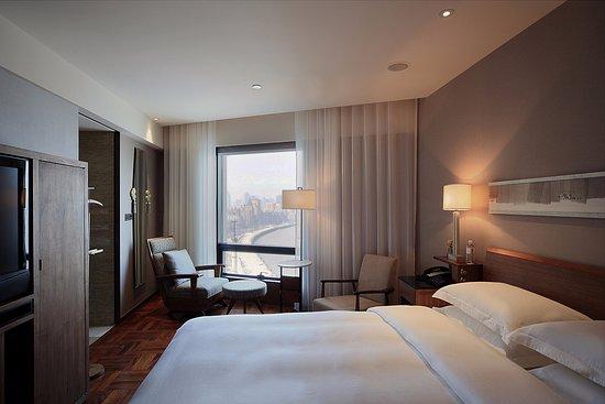 لي سويتس أورينت بوند شنغهاي: The bund view room