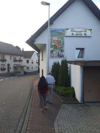 Kappelrodeck, เยอรมนี: Außenansicht