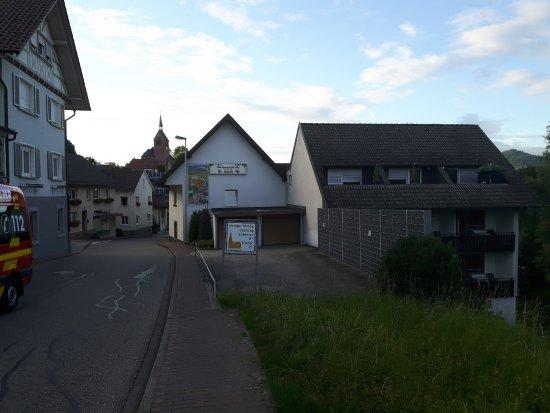 Kappelrodeck, เยอรมนี: Übersicht Hotel