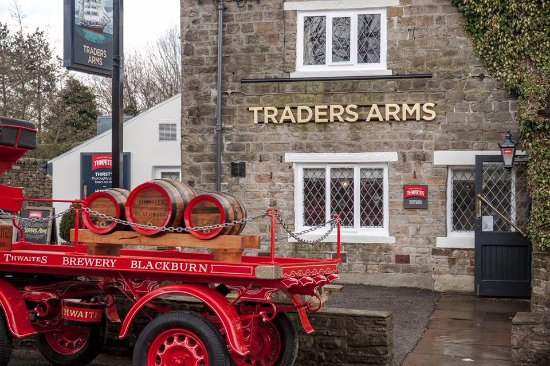 Mellor, UK: The Traders Arms