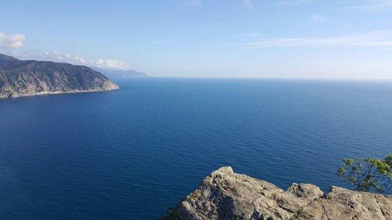 Casarza Ligure, Włochy: Punta Manara