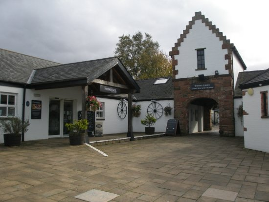 Gretna Green Blacksmith Shop Photo