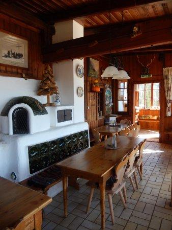 Ebbs, Áustria: Vorderkaiserfelden Hütte