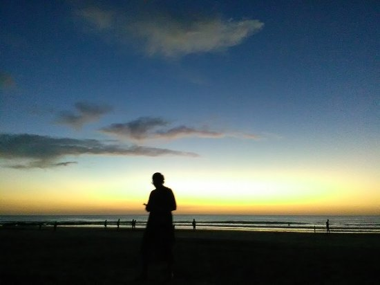 Playa Avellana : Anochecer / Follow @ricarfx Blog ricar. tv