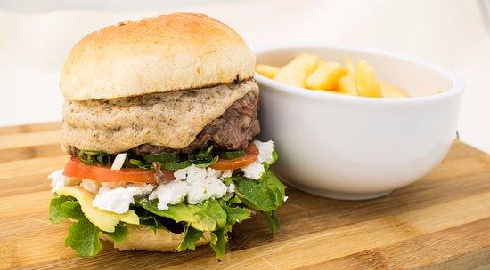 Centurion, South Africa: Biltong Burger