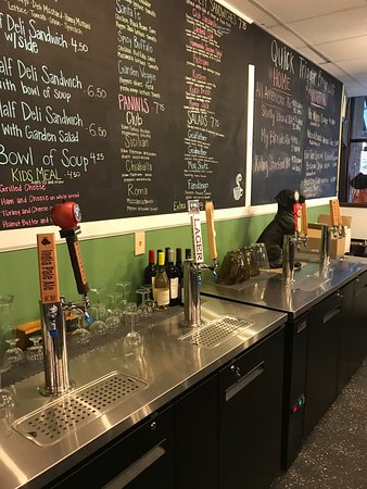 Ahoskie, Carolina del Norte: Addition of Quick Trigger Brewing Company