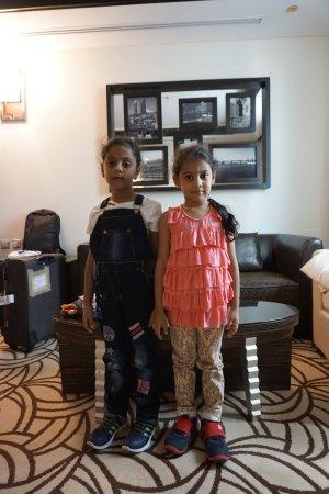 Raintree Hotel, Deira City Centre: inside hotel room