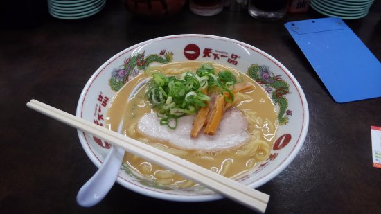 Nerima, Ιαπωνία: こってりラーメン