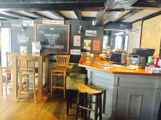 Chorleywood, UK: Check out our sports bar