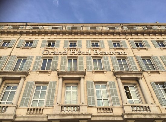 Grand Hotel Beauvau  Ef Bf Bd Marseille
