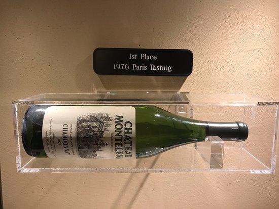 Calistoga, Kaliforniya: O histórico chardonnay