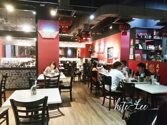 Zhia Kitchen Cyberjaya Menu