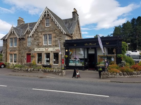 Grandtully, UK: The Highland Chocoatier