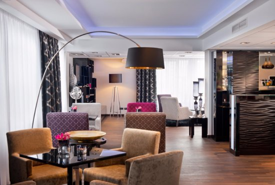 Hotel Palace Berlin: Club Lounge