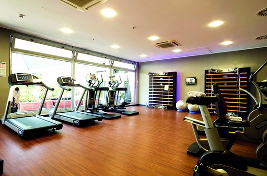 Hotel Palace Berlin: Fitness