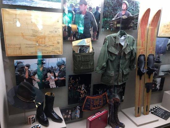 Geyserville, Καλιφόρνια: Museu Apocalypse Now