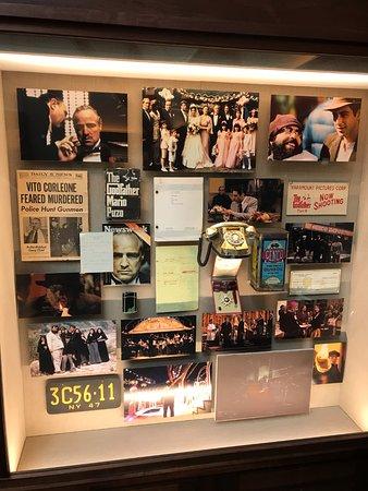 Geyserville, Καλιφόρνια: Museu O Poderoso Chefão