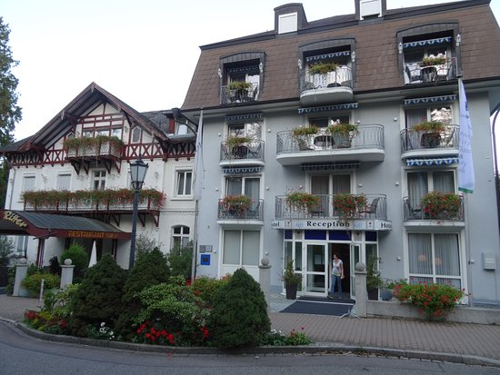 TOP Hotel Ritter Photo