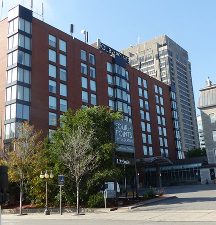 Four Points by Sheraton & Conference Centre Gatineau-Ottawa Image