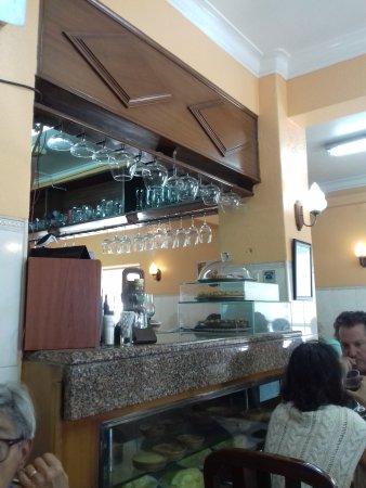 Amadora, Portugal: Vista parcial da sala de refeições