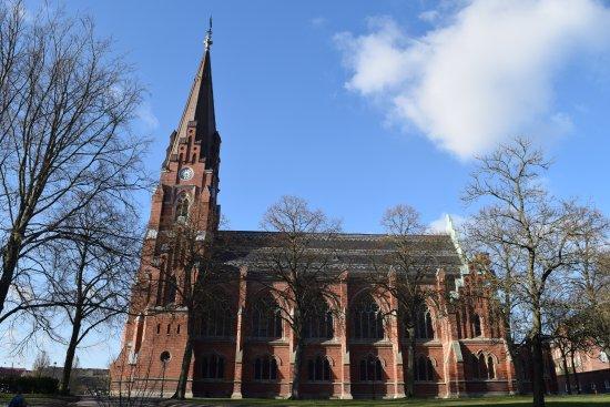 All Saints Church, Lund: Kirche