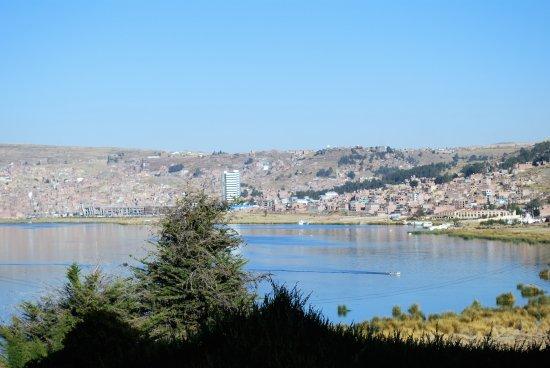 Libertador Lake Titicaca-billede