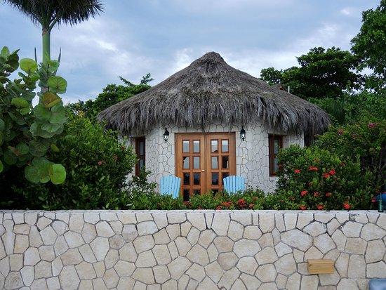 The Spa Retreat Boutique Hotel: My seaside hut.