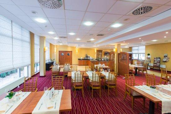 Glogow, Polonia: Restauracja Qubus Hotel Głogów