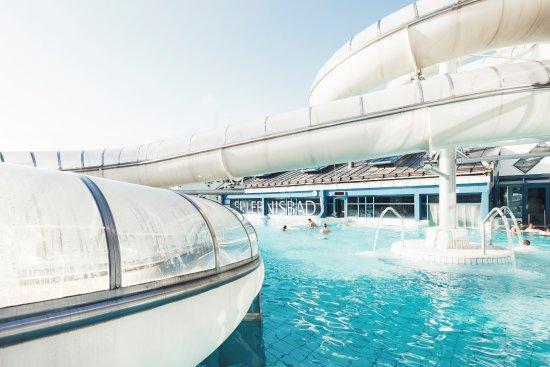 Thermenhotel Vier Jahreszeiten: Erlebnisbad in der Therme Loipersdorf