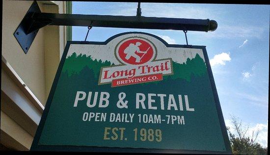 Bridgewater Corners, VT: Fine craft beer brewed and served here!