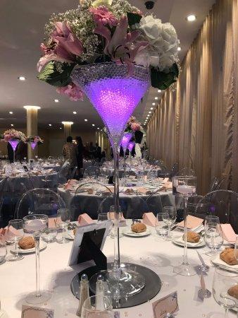 Hôtel Le Nogentel : Table invités