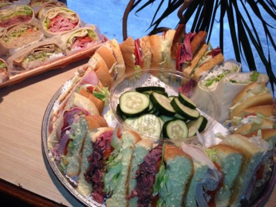 Southbridge, Массачусетс: Margaux's Deli and Catering for all occasions!